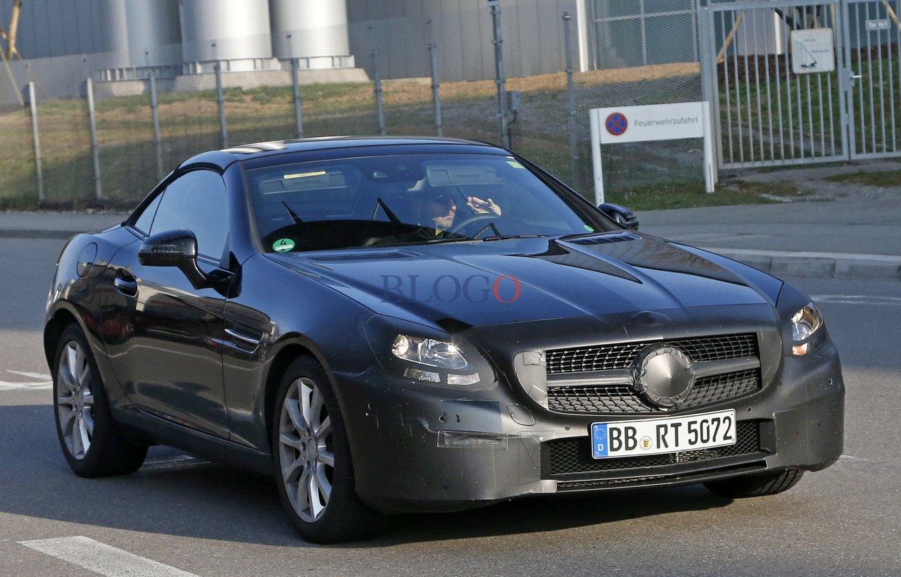 Mercedes SLK R172 - Autoblog