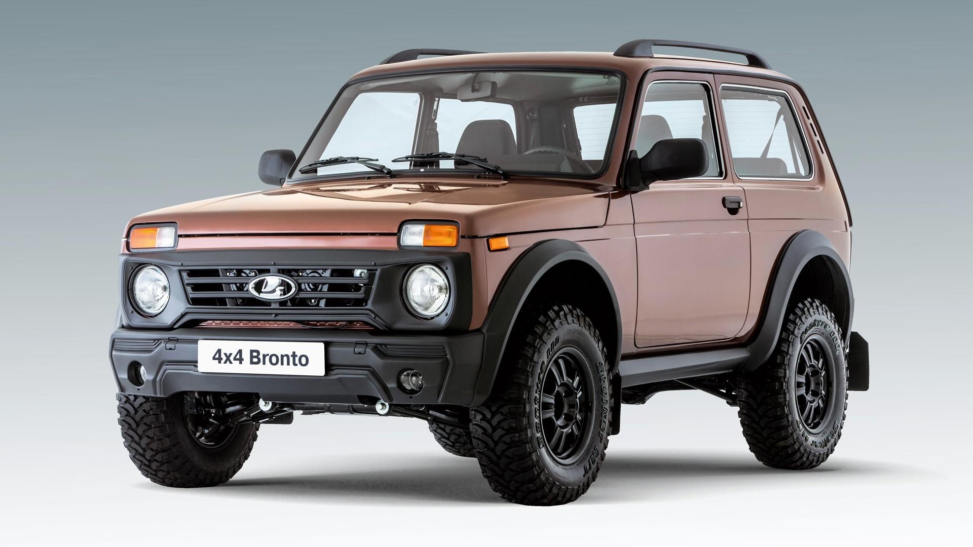 Lada Niva Bronto: l'ultima versione dell'iconico fuoristrada - Autoblog