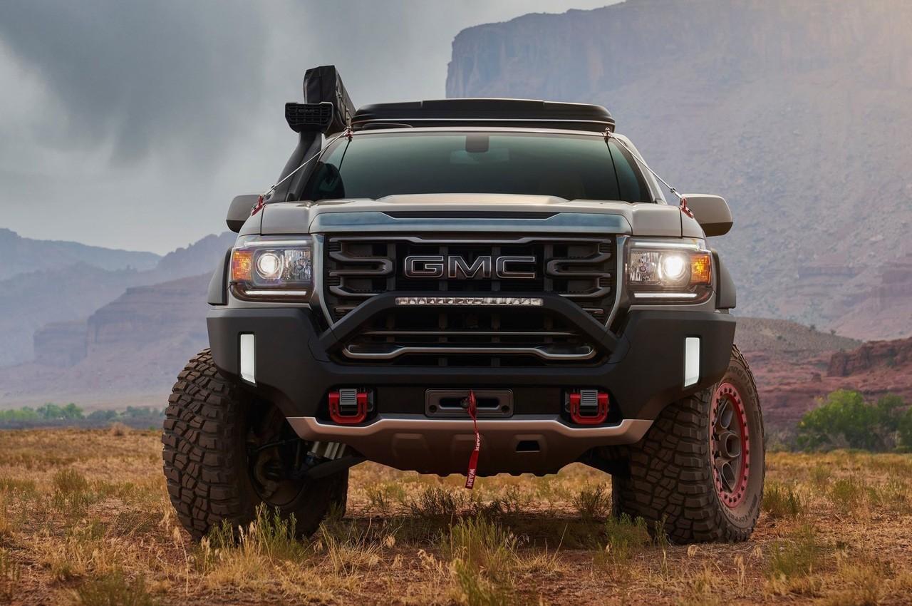 GMC Canyon AT4 OVRLANDX: un pick-up inarrestabile - Autoblog